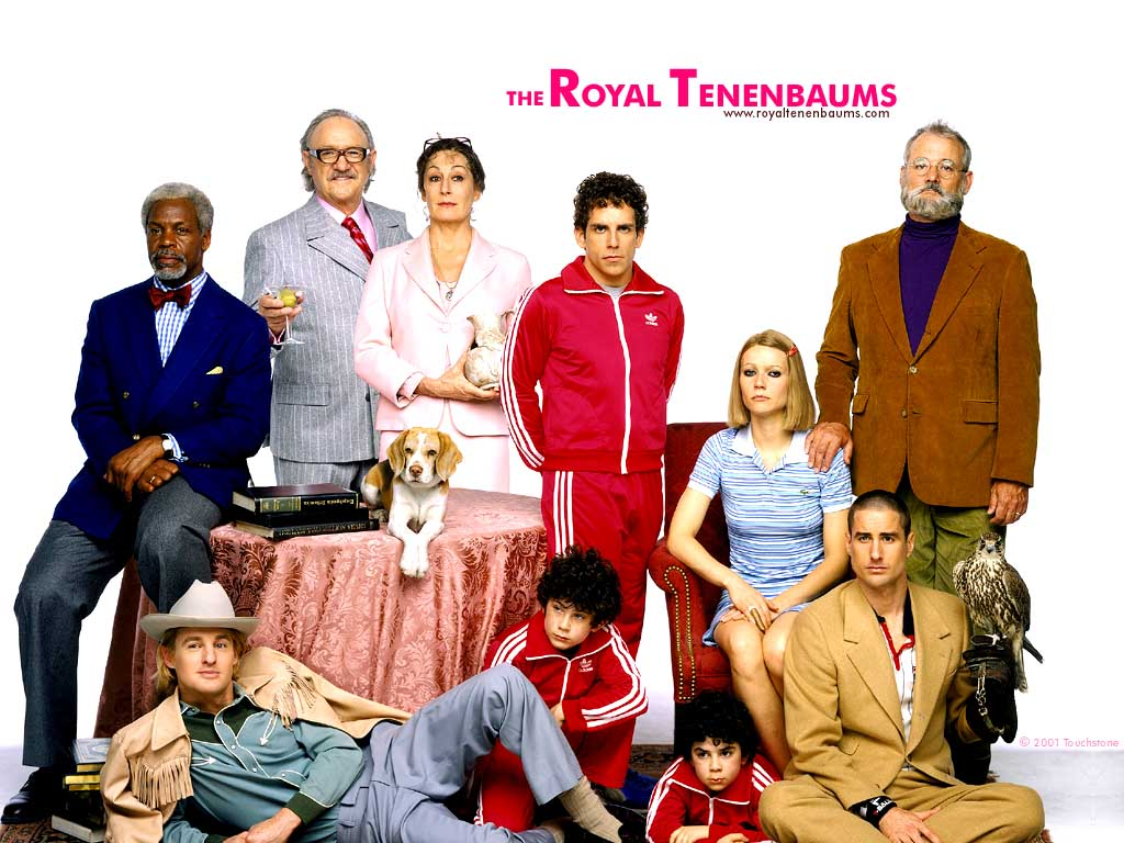 The Royal Tenenbaums (Anderson, 2001) — Ten Years Later ...