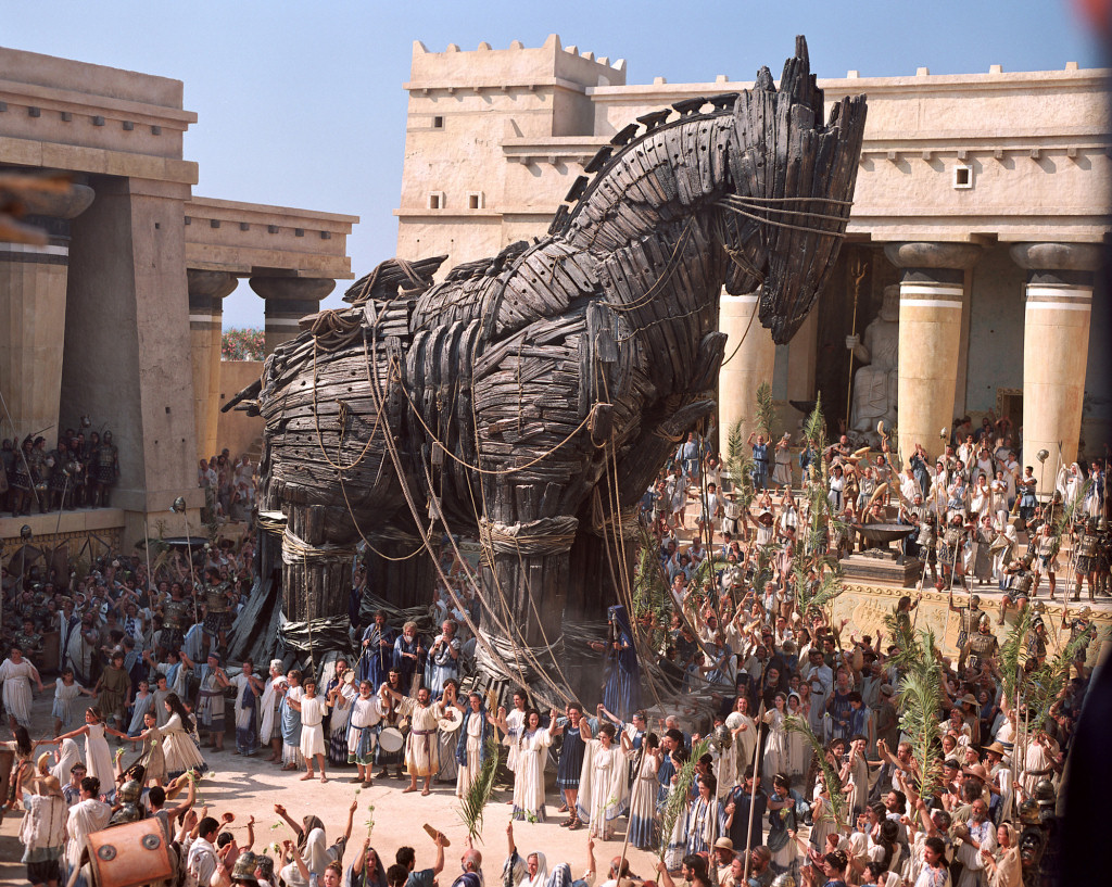 troy petersen years later part ii in part i of this essay jeremy purves looked back at critics reviews of troy and argued that the film was a better adaptation of homer s epic poem than is