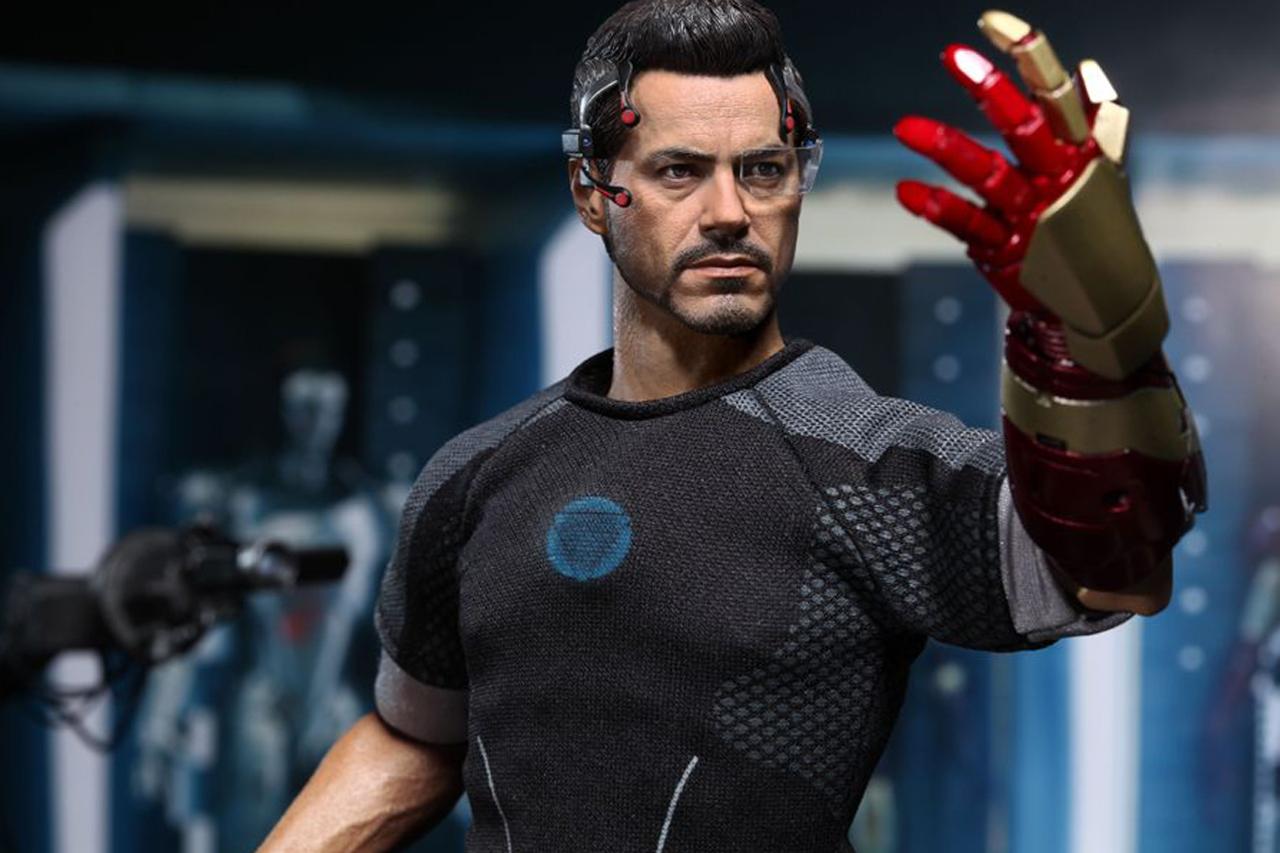 Iron Man 3 (Black, 2013)   Kenneth R. Morefield