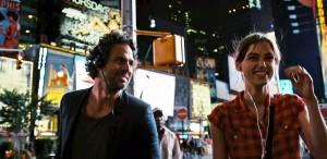 "Mark Ruffalo and Keira Knightley, in ""Begin Again"""