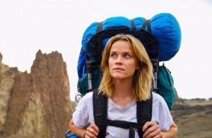 "Reese Witherspoon as Cheryl Strayed, in ""Wild"""