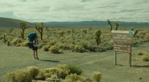 Strayed in the desert