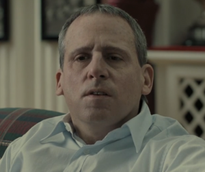 An Oscar-worthy makeup job on Steve Carell