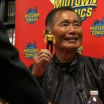 "George Takei, smiling as (almost) always, in ""To Be Takei"""