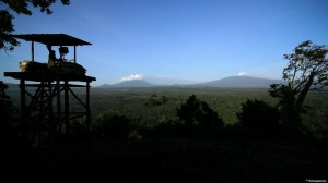 The beauty of Virunga National Park