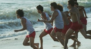 "A celebratory moment in ""McFarland, USA"""