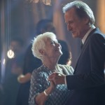 "Judi Dench as ""Evelyn Greenslade"" and Bill Nighy as ""Douglas Ainslie"" in THE BEST EXOTIC MARIGOLD HOTEL 2. Photo by: Laurie Sparham. Copyright © 2014 Twentieth Century Fox"