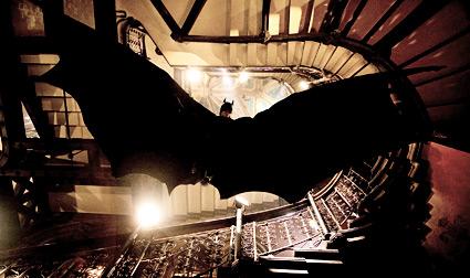 Batman Begins (Nolan, 2005) -- Ten Years Later
