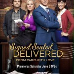 Signed, Sealed, Delivered: From Paris With Love (Fair, 2015)