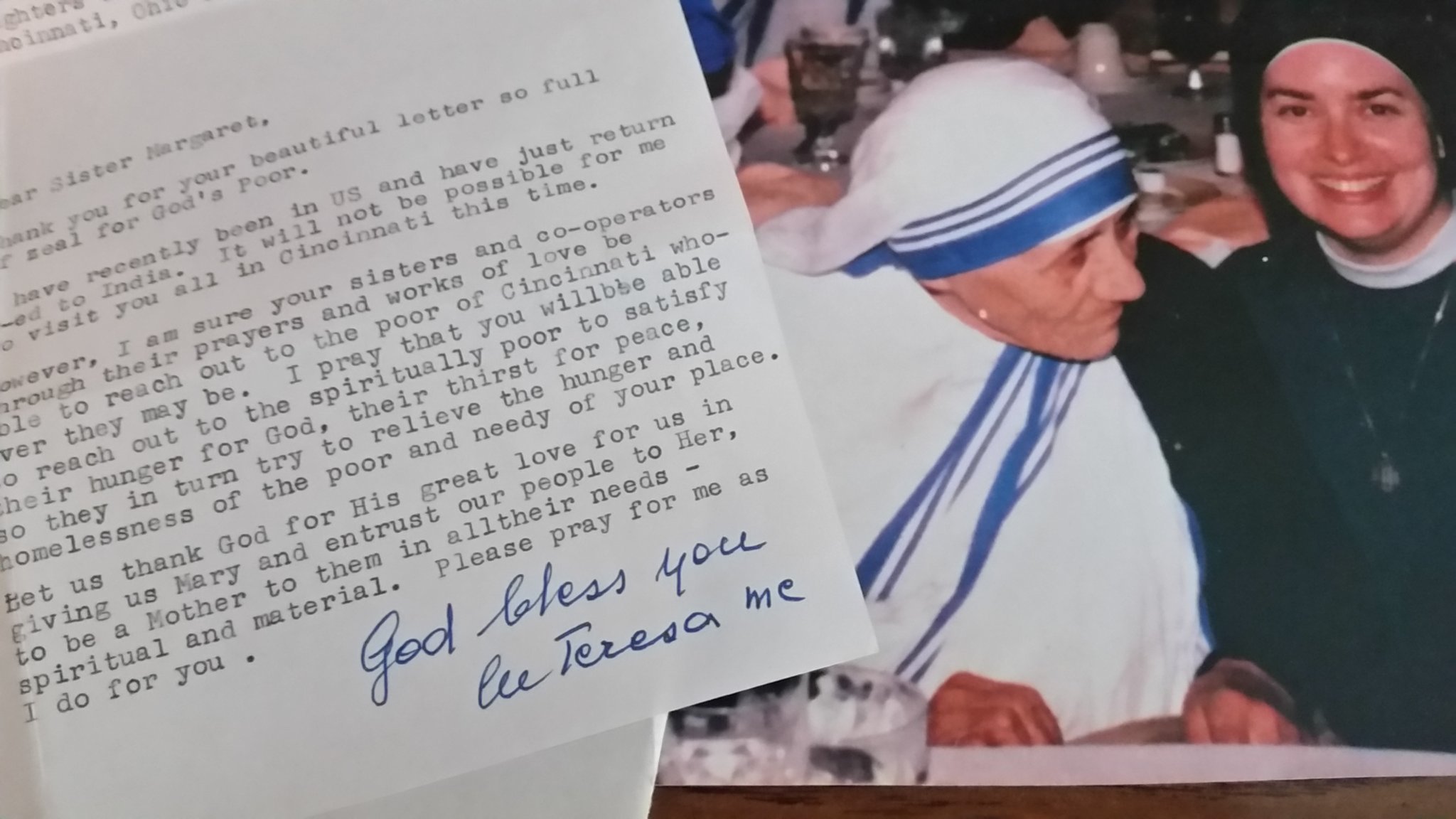 the importance of being present the lessons of mother teresa