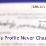 """God's Profile Never Changes"" Unless… (Jan 26. – Living Without Jesus, Daily)"