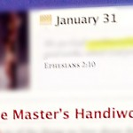"""The Master's Handiwork"" of Feigned Humility (Jan. 31 – Living Without Jesus, Daily)"