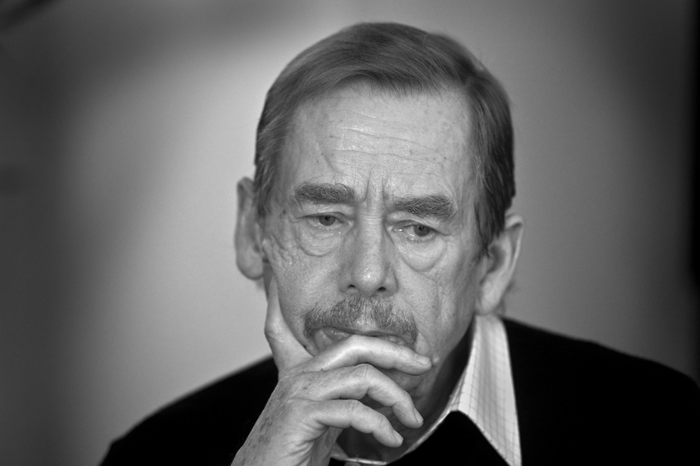 """vaclav havel essay Vaclav havel was born into a wealthy, intellectual czechoslovakian family on october 5, 1936 when a moscow-backed coup seized power in 1948, the havel family was declared a """"class enemy"""" and their property confiscated."""
