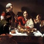 800px-Supper_at_Emmaus-Caravaggio_(1601)