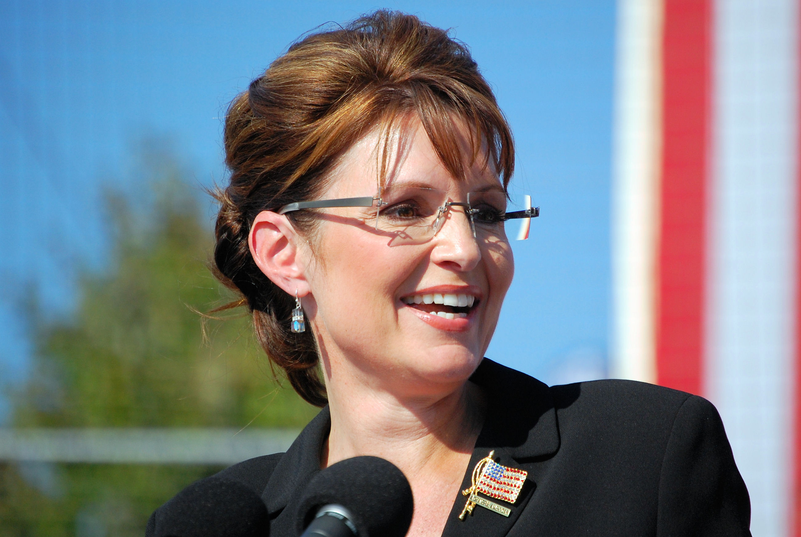 "Sarah Palin says ESPN is ""wussified"" and buying into ISIS propaganda"