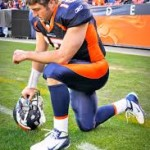 Tebow Is Not Being Persecuted Because of Religion