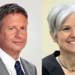 Gary Johnson and Jill Stein both ask for the atheist vote…kind of
