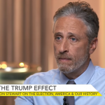 Jon Stewart Discusses President-Elect Trump and the Hypocrisy of America