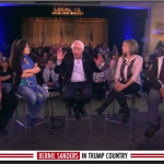 Watch Bernie Sanders Attempt to Find Common Ground with Trump Supporters
