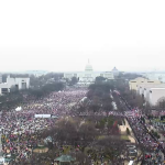 250,000 More People Attend Women's March Than Trump's Inauguration