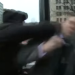 White Nationalist Gets Punched In The Face On Camera During Inauguration Interview
