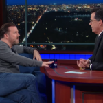Ricky Gervais Discusses His Atheism on The Late Show