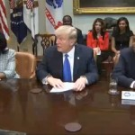 Donald Trump's Black History Month Speech Was Absolutely Embarrassing