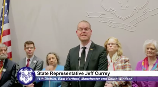 Gay Legislator Introduces Bill That Would Ban Gay Conversion Therapy