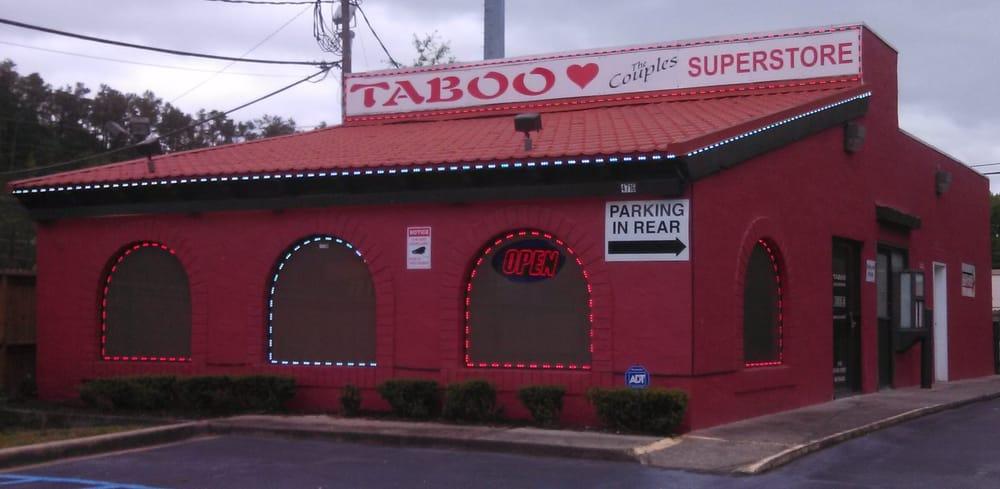 taboo columbia sc