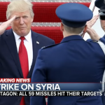 Trump May Have Profited From Missile-Maker Company Stock Jump After Syria Airstrike
