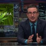 John Oliver Breaks Down Why Marijuana Should Be Legal
