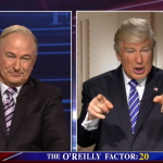 Alec Baldwin Brilliantly Portrays Both Bill O'Reilly And Trump In Must-See SNL Skit