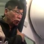 """""""Just Kill Me"""": Shocking New Video Emerges Of Bloody United Passenger Dragged Off Plane"""