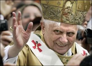 pope ratzi