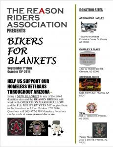 Reason Riders Benefit for Homeless Veterans