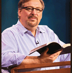 Rick Warren appeals for civility