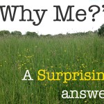 "A surprising answer to the ""Why Me?"" question"