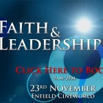 YOU are invited to the next 300 Leaders Conference with Eddy Leo and Terry Virgo