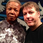 Nelson Mandela honored by South African pastor, PJ Smyth