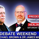 James White vs Michael Brown: Predestination Debate on European Christian TV