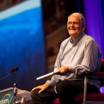 """People are often saved through a fragment of truth. What comes next is vital"" Terry Virgo"
