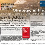 Ravi Zacharias Ministries: LONDON THIS SATURDAY