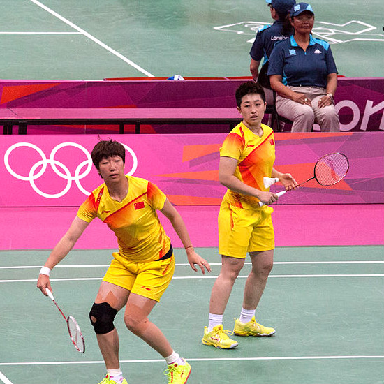 2012 Badminton