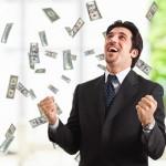 Rain of money - © Minerva Studio - Fotolia.com