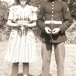Katharine Singer and Sid Phillips