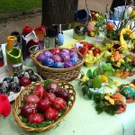 Pagan Easter Breakfast, and the origin of Easter things