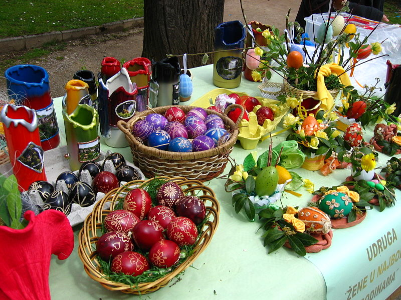 Pagan Easter Breakfast And The Origin Of Things