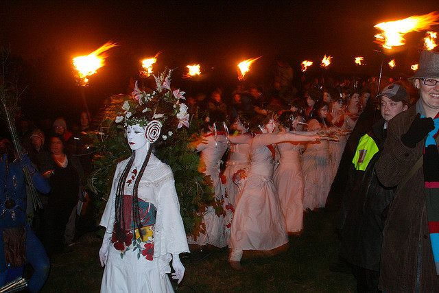 Beltane by Paul Livingstone. (CC BY-NC 2.0)