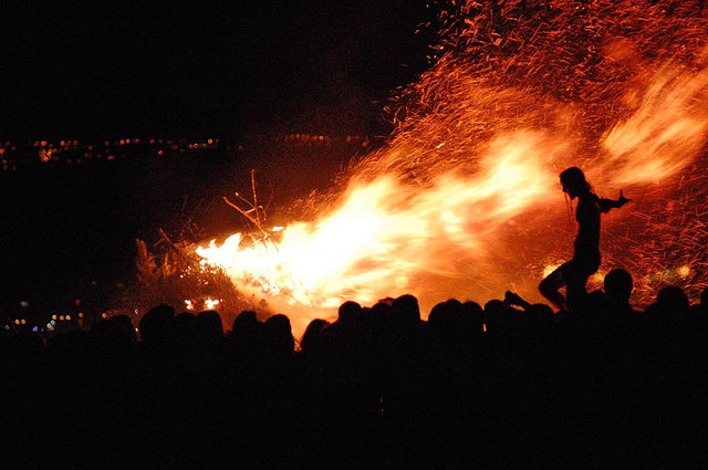 Beltane by Christof. (CC BY-NC-ND 2.0)