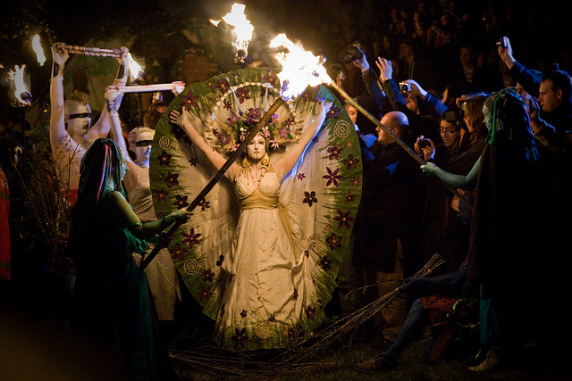Beltane by chrisdonia. (CC BY-NC-SA 2.0)